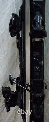 15-16 Elan Amphibio 16 Ti2 Fusion Used Men's Skis withBindings Size 178cm #174125