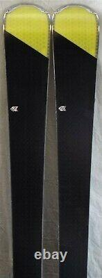 15-16 Rossignol Experience 84 Used Men's Demo Skis withBindings Size 162cm #346978
