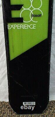 15-16 Rossignol Experience88 BSLT Used Mens Demo Skis withBindingsSize180cm#174664