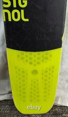 15-16 Rossignol Soul 7 Used Men's Demo Skis withBindings Size 172cm #347552