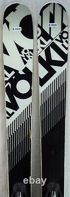 15-16 Volkl Kendo Used Men's Demo Skis withBindings Size 170cm #230628