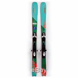 156 Elan Ripstick 88W 2019/2020 All Mountain Skis with SP13 Bindings USED