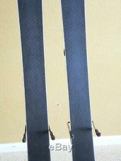 158cm ROSSIGNOL BANDIT B2 All Mountain Skis with Axium 300 Quick Adjust Bindings