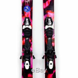 159 Faction Prodigy 2.0X 2019/2020 All Mountain Freeride Skis with Bindings USED