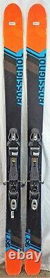 16-17 Rossignol Sky 7 HD Used Men's Demo Skis withBindings Size 180cm #346775