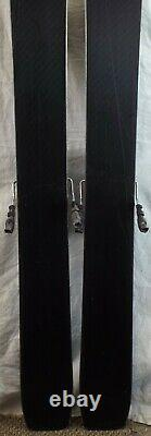 16-17 Volkl 90Eight Used Men's Demo Skis withBindings Size 163cm #346780