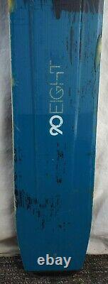 16-17 Volkl 90Eight Used Men's Demo Skis withBindings Size 170cm #088350