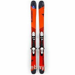 166 Blizzard Bonafide All Mountain Skis 2019 with Tyrolia SP130 Sympro Bindings
