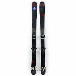 166 Blizzard Brahma All Mountain Skis 2019 with Tyrolia Attack 13 Bindings USED