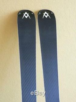 168cm VOLKL SUPERSPORT 5 Star All Mountain Skis w MARKER Motion LT Bindings