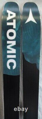 17-18 Atomic Backland FR 102 Used Womens Demo Skis withBindings Size 164cm #346727