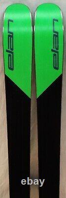 17-18 Elan Ripstick 86 Used Men's Demo Skis withBindings Size 176cm #174080