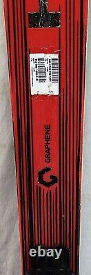17-18 Head Monster 88 Used Men's Demo Skis withBindings Size 177cm #230127