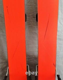 17-18 K2 AlLUVit 88 Used Women's Demo Skis withBindings Size 163cm #346929