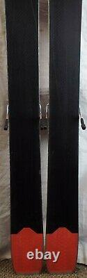 17-18 Rossignol Sky 7 HD Used Men's Demo Skis withBindings Size 172cm #346724