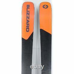 172 Blizzard Rustler 9 2018/19 All Mountain Skis with Tyrolia SP13 GW Bindings U
