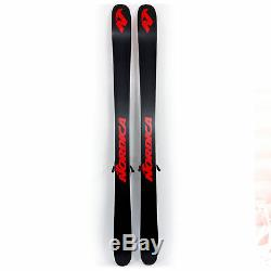 177 Nordica Enforcer 100 2019/2020 All Mountain Skis with SP13 Bindings USED