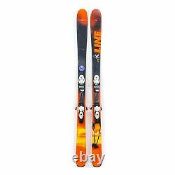 179 Line Sick Day 94 2018 All Mountain Skis with Tyrolia SP130 Sympro Bindings U