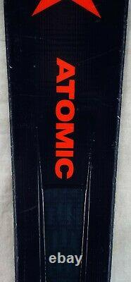 18-19 Atomic Vantage 90 Ti Used Men's Demo Skis with Bindings Size 176cm #230062