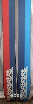 18-19 K2 Marksman 106 New Men's Skis Size 170cm #819855