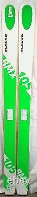 18-19 Kastle BMX 105 New Men's Skis Size 173cm #819827