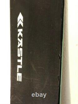 18-'19 Kastle FX 95 HP with Look Pivot 12 Bindings