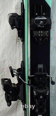 18-19 Kastle FX 95 Used Men's Demo Ski withBindings Size 173cm #230035