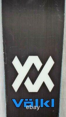 18-19 Volkl Kendo Used Men's Demo Skis withBindings Size 177cm #230356