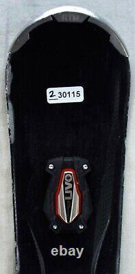 18-19 Volkl RTM 84 UVO Used Men's Demo Ski withBinding Size 172cm #230115