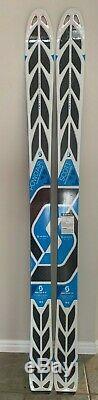 183 cm Scott Powd'air Carbon Fiber Alpine Skis Powdair powder all mountain