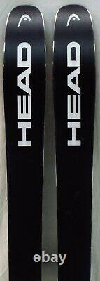 19-20 Head Kore 105 Used Men's Demo Skis withBindings Size 180cm #H174992