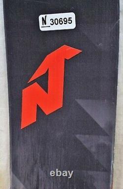 19-20 Nordica Enforcer 88 Used Men's Demo Skis withBindings Size 186cm #N30695