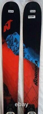 20-21 Nordica Enforcer 100 Used Men's Demo Skis withBindings Size 179cm #346750