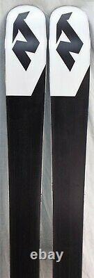 20-21 Nordica Santa Ana 88 Used Women's Demo Skis withBindings Size 165cm #347082