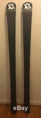 2013-2014 Volkl Kenja 170 cm- All Mountain Skis without Bindings