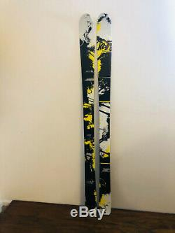 2015 K2 Annex 98 Rocker All-Mountain Rocker Downhill Skis 184 cm. No Bindings