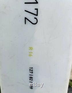 2015 Kastle LX82 All Mountain Skis 172 Length (127-82-109)