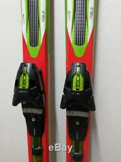 2016 Elan Race SX 176cm Ski + Elan El 10 Bindings Winter Sports Fun Snow