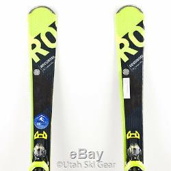 2017 2018 Rossignol Experience 84 HD 154 Dual WTR Binding All Mountain Skis USED