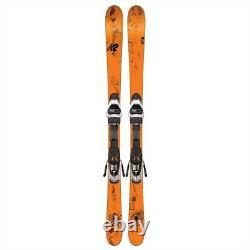 2017 K2 Juvy 119cm Junior Skis with Fastrak2 7 Bindings