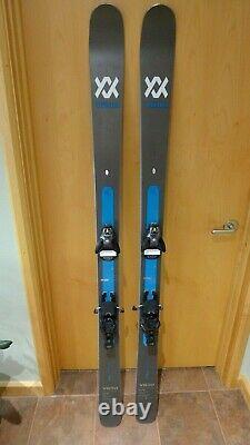 2018-19 Volkl Kendo Skis, 177 cm, with Salomon STH13 Bindings