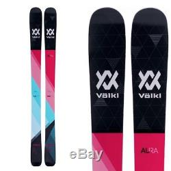 2018 VOLKL SKIS AURA 156cm Staff Favorite All Mountain Freeride Skis
