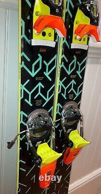 2019 Black Crows Atris All Mountain Skis 189 cm Used with Look Pivot
