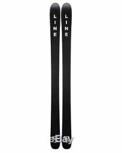 2019 LINE SUPERNATURAL 100 179cm FREERIDE ALL-MOUNTAIN SKIS