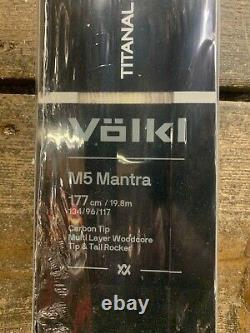 2020/21 Volkl Mantra m5 177 Cm brand new in wrapper