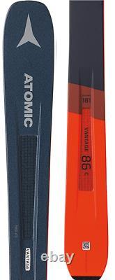 2020 Atomic Vantage 86 C 181cm Alpine Downhill All Mountain Skis NEW