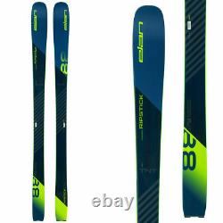 2020 Elan Ripstick 88- On of the best all mountain skis on the snow