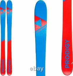 2020 Fischer Prodigy skis with bindings Size 155 Fischer X7 bindings
