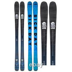 2020 Line Sick Day 88 179cm Skis