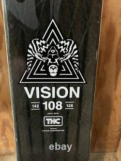 2020 Line Vision 108 183cm with Marker Griffon Demo binding